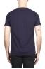 SBU 01979_2020SS Flamed cotton scoop neck t-shirt purple 05