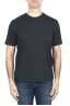 SBU 01981_2020SS Pure cotton round neck t-shirt anthracite 01