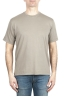SBU 01985_2020SS T-shirt girocollo in puro cotone verde militare 01