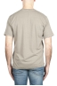 SBU 01985_2020SS Camiseta de algodón puro con cuello redondo verde militar 05
