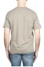 SBU 01985_2020SS T-shirt col rond en pur coton vert militaire 05