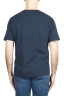 SBU 01986_2020SS Pure cotton round neck t-shirt navy blue 05