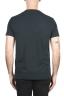SBU 01994_2020SS T-shirt col rond en coton noir avec poche plaquée 05