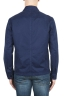 SBU 02070_2020SS Unlined multi-pocketed jacket in indigo cotton 05