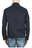 SBU 02072_2020SS Unlined multi-pocketed jacket in blue cotton 05