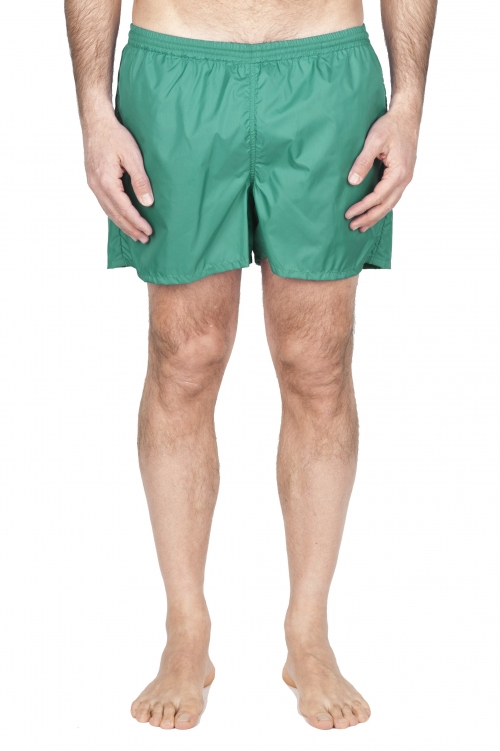 SBU 01756_2020SS Tactical swimsuit trunks in light green ultra-lightweight nylon 01