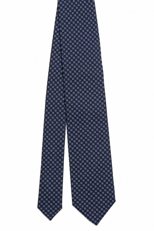 SBU 01580_2020SS 古典的なハンドメイドの絹のネクタイ 01