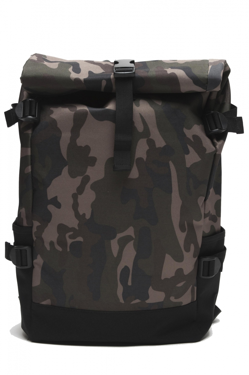 SBU 01804_2020SS Sac à dos cycliste camouflage imperméable 01