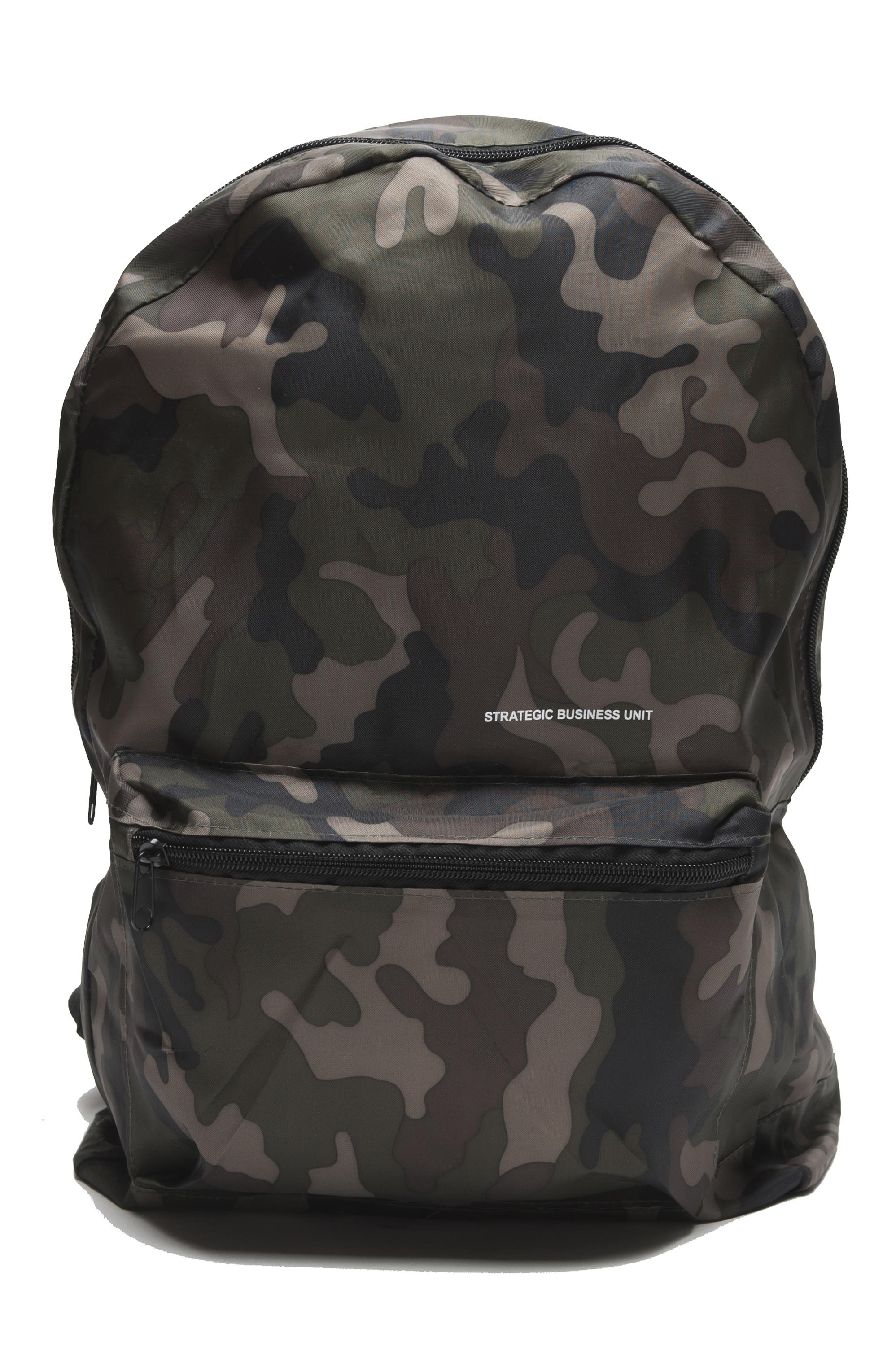 SBU 01805_2020SS Camouflage tactical backpack 01