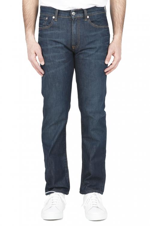 Jeans pur coton