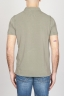 SBU - Strategic Business Unit - Classic Short Sleeve Stone Washed Military Green Pique Polo Shirt