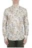 SBU 02000_2020SS Chemise en coton à motifs blancs 01