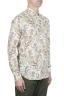 SBU 02000_2020SS Chemise en coton à motifs blancs 02