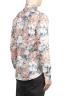 SBU 02002_2020SS Camisa naranja de algodón estampada 04