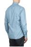 SBU 02010_2020SS Chemise en coton super léger bleu clair 04