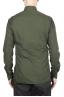 SBU 02011_2020SS Camicia in cotone super leggero verde 05