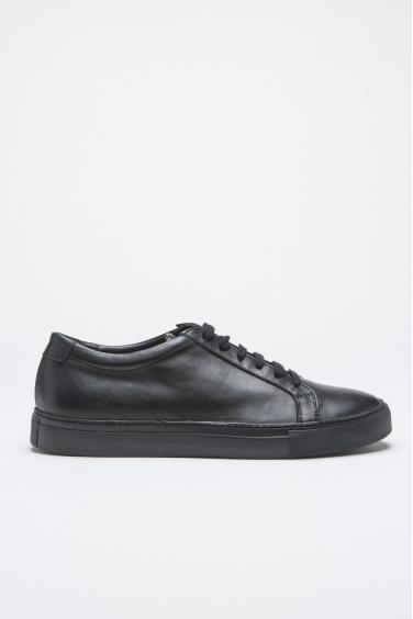 SBU - Strategic Business Unit - Sneakers Classiche Di Pelle Nera
