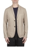 SBU 02835_2020SS Beige cotton sport jacket unconstructed and unlined 01