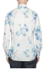 SBU 02850_2020SS Camisa clásica de algodón y lino floral 05