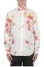 SBU 02851_2020SS Camicia in cotone e lino stampa floreale 01