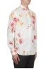 SBU 02851_2020SS Classic cotton and linen floral shirt 02