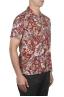 SBU 02852_2020SS Chemise à imprimé floral hawaïen 02