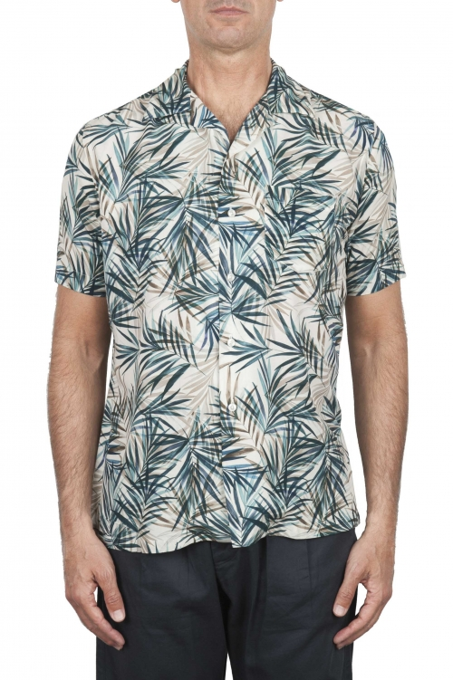 SBU 02853_2020SS Camicia hawaiana fantasia floreale 01